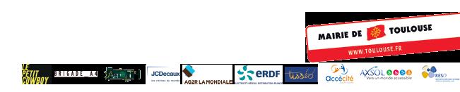 logos des partenaires du projet All Access